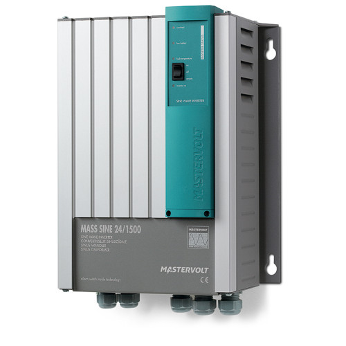 24021500 - Mastervolt Mass Sine Wave Inverter 24/1500 (230V/50Hz)