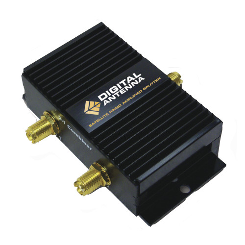 DA-2330 - Digital Antenna 2-Way Satellite Radio Antenna Splitter DA-2330