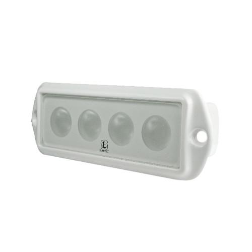 101009 - Lumitec Capri LED Flush Mount Cockpit Light - White