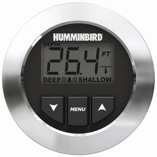 407860-1 - Humminbird HDR 650 Black, White, or Chrome Bezel w/TM Tranducer