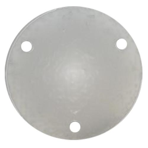 109 - Wahoo 109 Backing Plate w/Gasket - Anodized Aluminum
