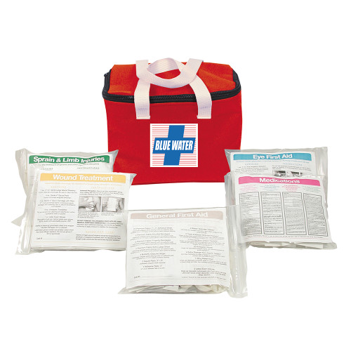 841 - Orion Blue Water First Aid Kit - Soft Case