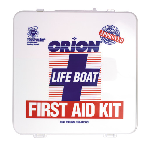811 - Orion Life Boat First Aid Kit