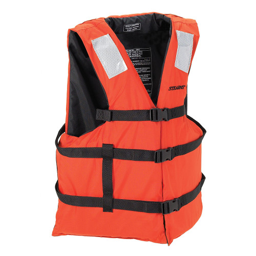2000011389 - Stearns General Purpose Vest - Orange - Adult
