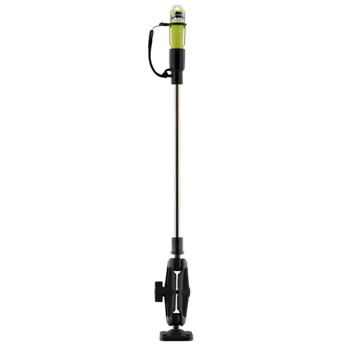 0838 - Scotty 838 LED Sea-Light w/Fold Down Pole & Ball Mount