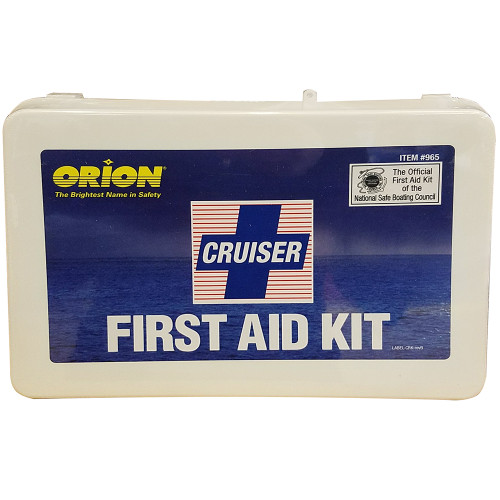 965 - Orion Cruiser First Aid Kit