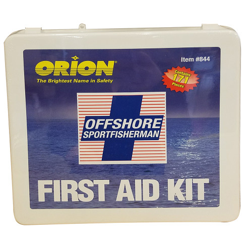844 - Orion Offshore Sportfisherman First Aid Kit