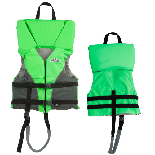 2000032674 - Stearns Youth Heads-Up® Life Jacket - 50-90lbs - Green