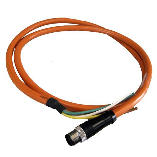 42060G - UFlex Power A M-S1 Solenoid Shift Cable - 3.3'