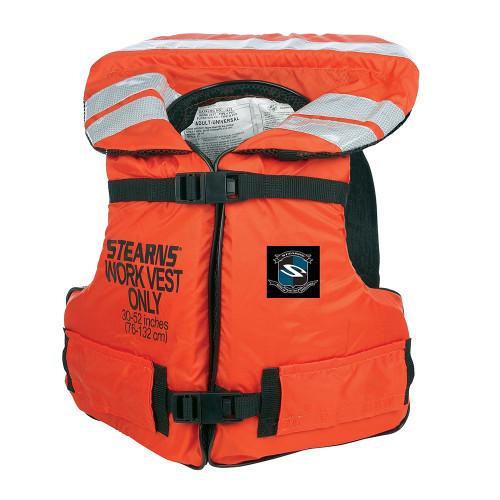 2000004521 Stearns Work Master Vest - Oversize