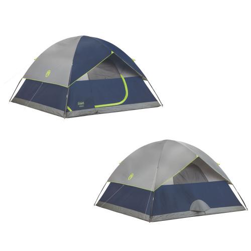 20000034549 Coleman Sundome 6P Dome Tent