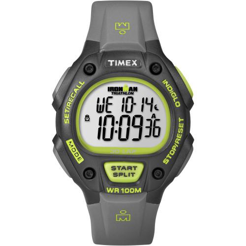 T5K692 - Timex Ironman 30-Lap Full-Size - Grey/Black