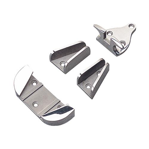 322150-1 Sea-Dog Stainless Steel Anchor Chocks f/5-20lb Anchor