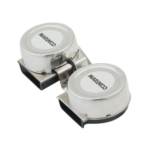 10001 Marinco 12V Mini Twin Comapct Electric Horn