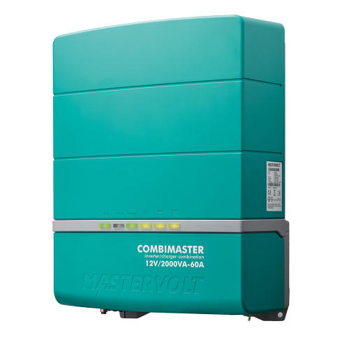 35012000 Mastervolt CombiMaster 12V - 2000W - 60 Amp (230V)