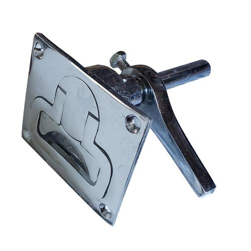 """222435-1 Sea-Dog Hatch Handle Latch - 3-1/8"""" x 2-11/16"""""""