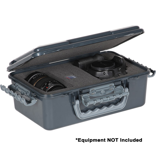 147080 Plano Extra-Large ABS Waterproof Case - Charcoal