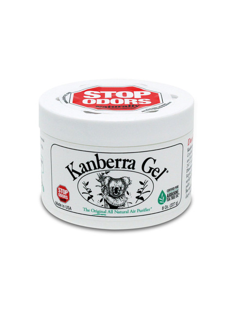 KG00008 Kanberra Gel Tea Tree Oil Air Purifier 8 oz. 02033