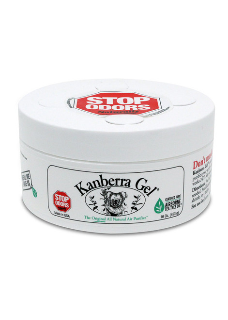 KG00016 Kanberra Gel Tea Tree Oil Air Purifier 16 oz. 02040