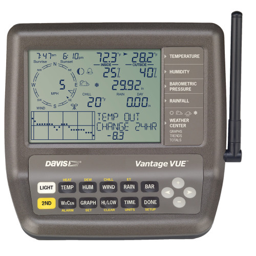 6351 - Davis Vantage Vue® 2nd Station Console/Receiver