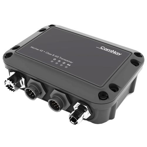 21410004 - ComNav Mariner X2 AIS Class B Transceiver w/Built-in GPS - Must Be Programmed
