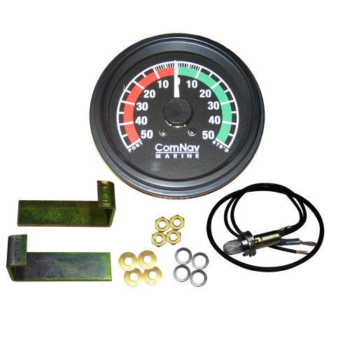 20360023 - ComNav Analog Rudder Angle Indicator Meter