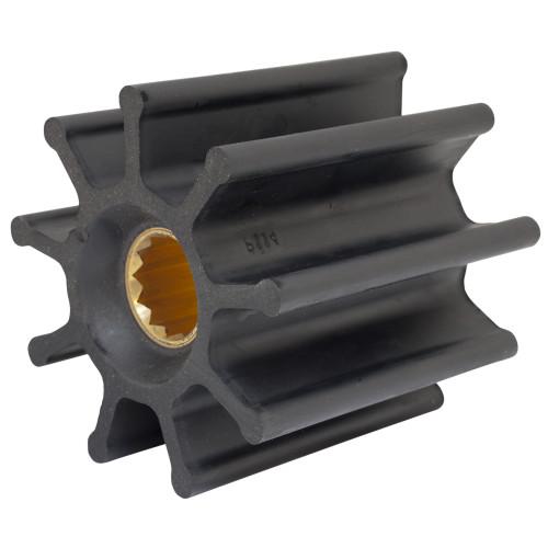 09-802B - Johnson Pump 09-802B  F9 Impeller (Neoprene) - 9 Blade