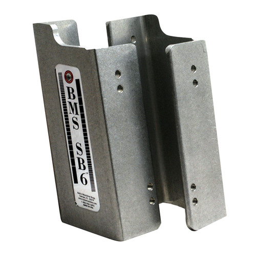 "100-408000 Bob's Machine Setback Bracket - 8"", 300 HP Max"