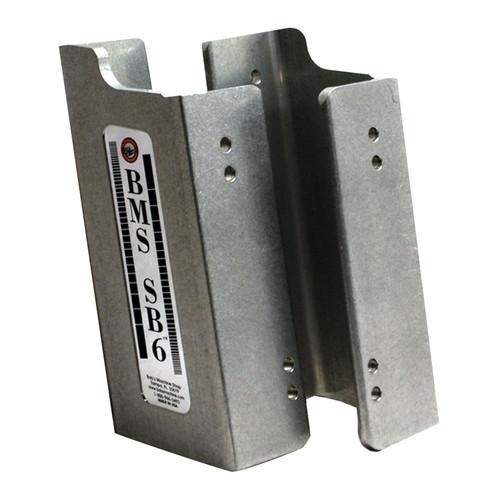 "100-406000 Bob's Machine Setback Bracket - 6"", 300 HP Max"