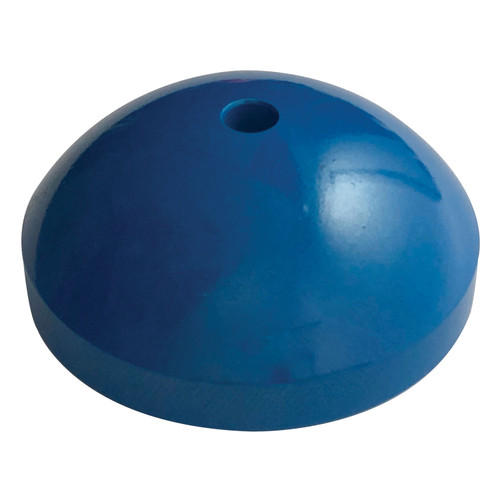 312-000004 Bob's Machine Prop Nut for Minn Kota Trolling Motors with 80+ lbs. Thrust - Blue