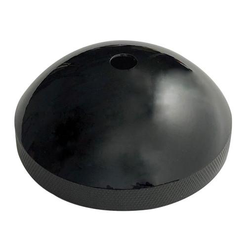 312-000001 Bob's Machine Prop Nut for Minn Kota Trolling Motors with 80+ lbs. Thrust - Gloss Black