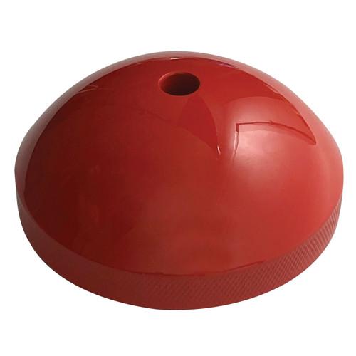 312-000003 Bob's Machine Prop Nut for Minn Kota Trolling Motors with 80+ lbs. Thrust - Red