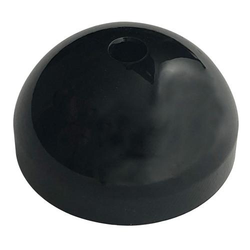312-200001 Bob's Machine Prop Nut for MotorGuide Trolling Motors - Gloss Black