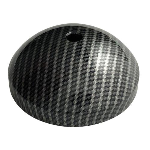 312-000008 Bob's Machine Prop Nut for Minn Kota Trolling Motors with 80+ lbs. Thrust - Carbon Fiber