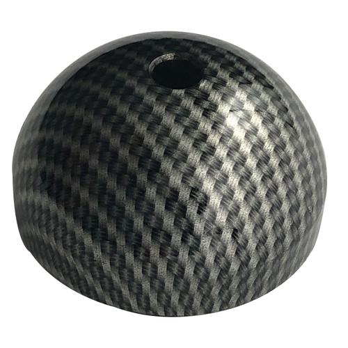 312-200008 Bob's Machine Prop Nut for MotorGuide Trolling Motors - Carbon Fiber