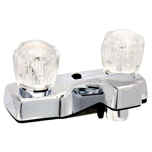 "PF212307 Phoenix Faucets by Valterra Dual Handle 4"" Bathroom Faucet - Chrome"