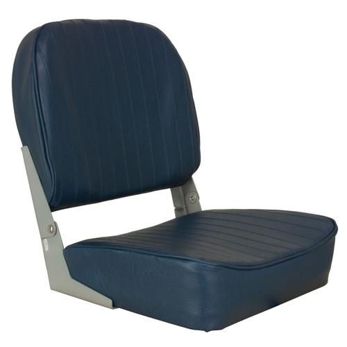 1040621 Springfield Marine Folding Boat Chair - Blue