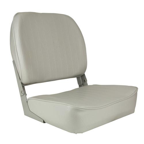 1040623 Springfield Marine Economy Chair Stndrd Hinge Gray