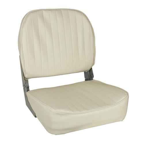 1040629 Springfield Marine Economy Chair Standard Hinge Whte