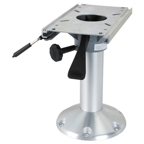 "1240729-L Springfield Marine Second Generation Pedestal - 18"" With Slide/Swivel"