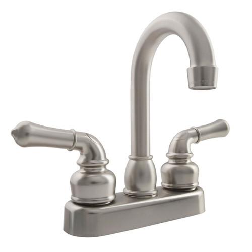 DF-PB150C-SN Dura Faucet Classical RV Bar Faucet - Brushed Satin Nickel