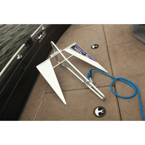 55-9200 Panther Waterspike Anchor - 7 lbs. (Boats up to 16')