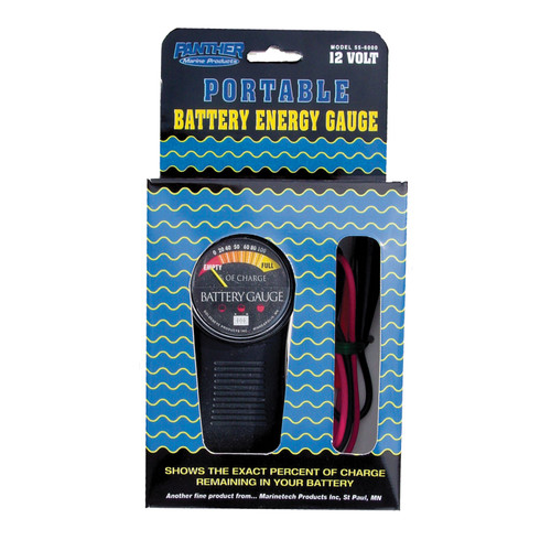 55-6000 Panther Portable Hand-Held Battery Gauge
