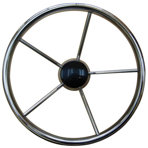 """V48 Uflex Steering Wheel - 13.5"""""""