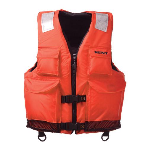 150200-200-050-12 - Kent Elite Dual-Sized Commercial Vest - Large/XLarge