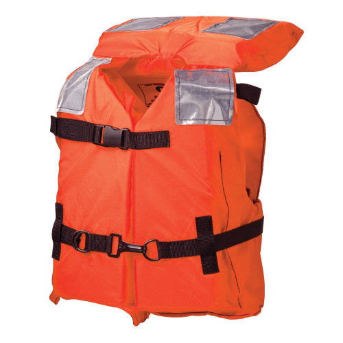 100200-200-002-12 - Kent Type I Vest Style Life Jacket - Child