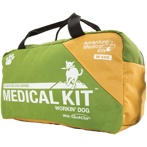 0135-0100 Adventure Medical Dog Series - Workin Dog First Aid Kit