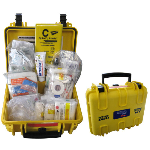 0115-0600 Adventure Medical Marine 600 First Aid Kit in Waterproof Case