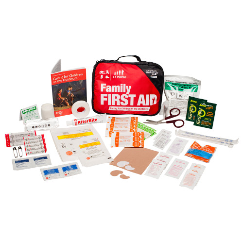 0120-0230 Adventure Medical First Aid Kit - Family