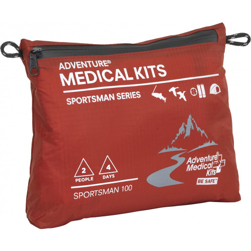 0105-0100 Adventure Medical Sportsman 100 First Aid Kit